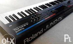 Roland Juno Di Portable Keyboard and Synthesizer,