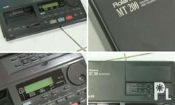roland MT 200 digital sequencer sound module, good