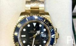Rolex Submariner Actual Photo Posted 100% Brandnew