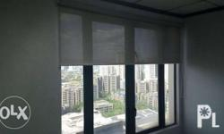 Roll up Window Blinds-Sunacreen How to order Visit our
