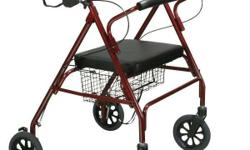 Rollator with 4 wheels Brandnew PHP 4000 Provides