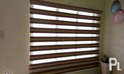 We offer korean window blinds, deco shades window