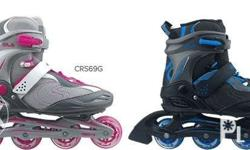 For sale brand-new chicago roller blades from U.S sta.