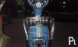 good condition no issue color sky blue need lang ng