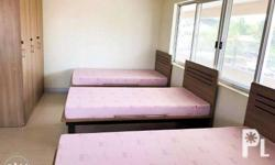 Rooms for Rent (3RD FLOOR): - Good for 4pax - Good for