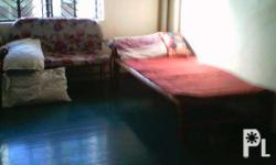 3000 ang room. spacious. with 24 hrs wifi safe,