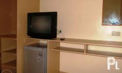 Air-conditioned Room, TV with cable ready, Ref, Free