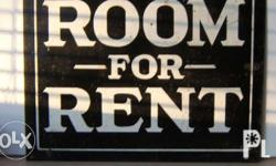 Room For Rent w/ 2 Rest Room near at SM Hypermarket,