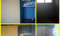 ROOM FOR RENT: W/ OWN TOILET & BATH; W/ SMALL KITCHEN