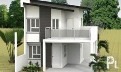 2 bedroom House and Lot for Sale in Binan Rose Pointe
