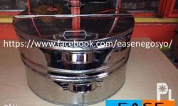 Siomai Round Steamer *brand new *made from high grade
