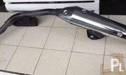 Kawasaki Rouser 135 Stock exhaust muffler,stock