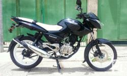 Rouser 135LS 2013, rarely use lately so decided to