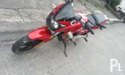 Kawasaki Rouser 200cc Complete Papers Open deed of