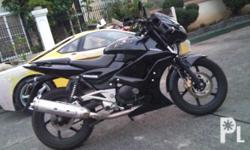 Description Condition: Used Bajaj Rouser 220 Fairings3