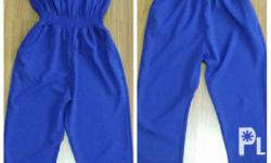 preloved jumpsuit fits to small -medium frame