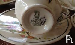 For sale is a royal doulton -Roslyn. Made in