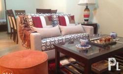 2 bedrooms with parking fully furnished with service