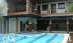 swimming pool 5rooms fully aircon wifizone billiards