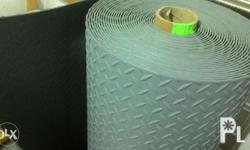 3mm x 3feet x 25 yards (per roll) color: gray brand