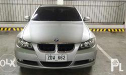 2006 BMW 316i E90 M/T 69t km Immaculate condition RFS-