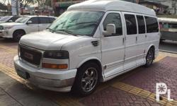 FULLEST OPTIONS GMC Savana Limousine made by the most