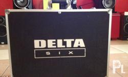 I'm selling my 2 unused Delta Six Gun controllers.