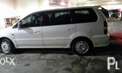 Mitsubishi Chariot 9 seater SUV lady driven, clean
