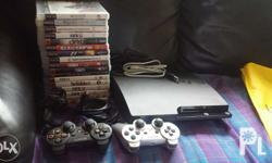 Package includes: PS3 Console 320gb CECH-3012B
