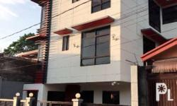 RUSH Fully Furnished House & Lot For Sale 4 storey