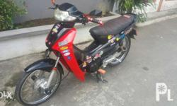 honda wave good condition complete all orig documents..
