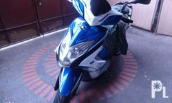 August 2015 Kymco Super 8 150cc Brand New Condition,