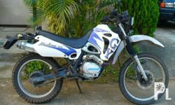 Deskripsiyon Lifan Enduro 150 Electric Start New rear