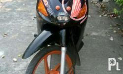 Honda wave 110 2014 model orig or/cr Oped DOS ng first