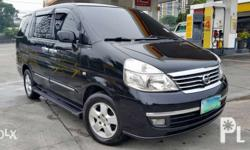 Rush Sale 2010s Nissan Serena 250E Top of the line