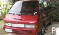 Gawin: Nissan Modelo: Other Mileage: 64,000 Kms Taon: