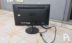 Rush sale Asus monitor 14 inches w cable. Decsription: