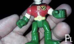 Rush sale 2pcs Batman and robin mini toys Only 300 for