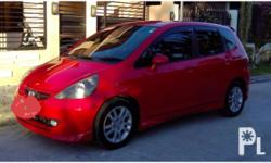 Repriced : From P220k to P210k Rush Sale! Honda Fit