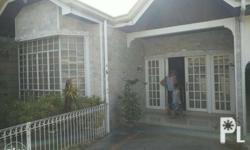 For Sale House and Lot Bunggalow 233 sqm Lot Area 3
