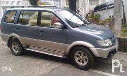 Isuzu Crosswind xuv 2005 a/t.Price is negotiable.Fresh