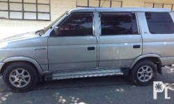 Locally made, Isuzu Highlander 2.5 SL, Year 2000 Model,
