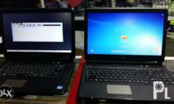 Rush NEC loptap i3 2nd.gen.2gb ram 250hdd ready to use