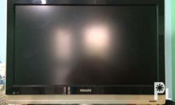 "Phillips LCD TV 32"" Slightly used Meetup GIL Puyat LRT"