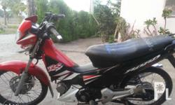 Rush sale honda rs 125 2013 model complete legal