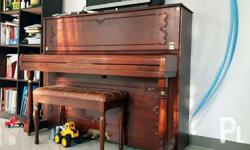 Samick Brand Piano from Korea Bought it for 60k and