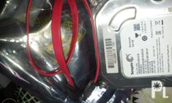 in very good condition 500GB sata HDD with sata cable