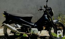Rusi Ramstar Xtrm 100cc, 2008 model. Runs in perfect