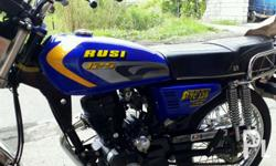 For sale rusi 125 2014 model 26000 neg. mkinis prang