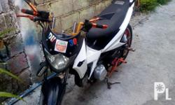 Rusi fury clone ss100 good running condition gamit lng